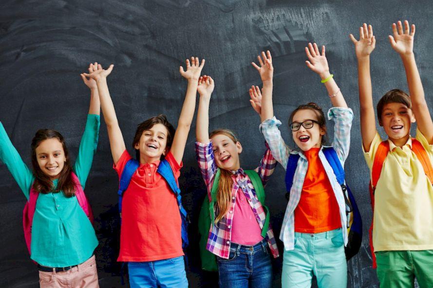 Algemene School Oost kinderen